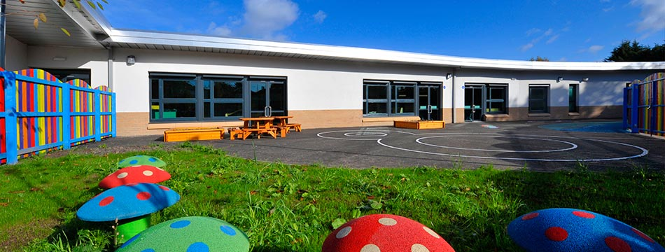 Life at Inch View Primary & Nursery School